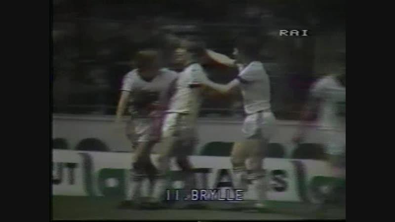 80 UC-19831984 RSC Anderlecht - TJ Banik Ostrava 20 (19.10.1983) HL