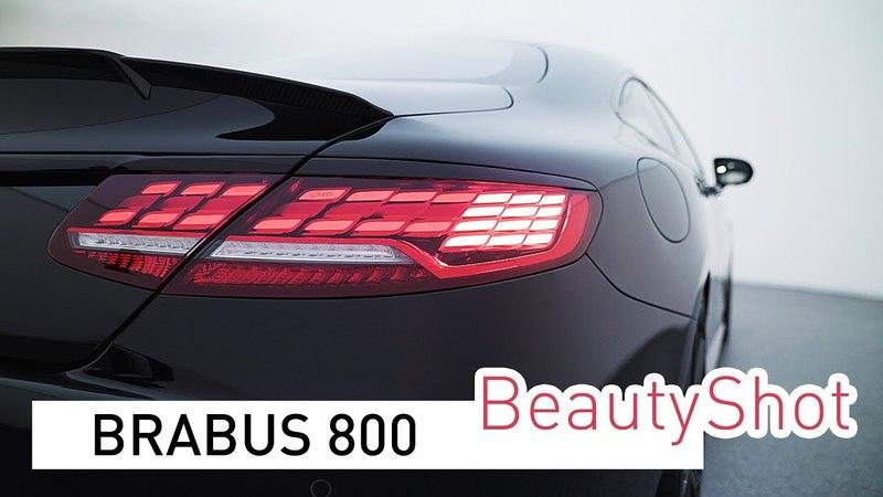 BRABUS 800 based on S63 Coupé @ GIMS BeautyShot