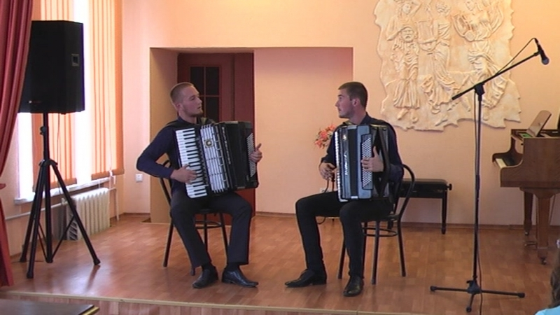 Алексей Клевцов и Дмитрий Воронов ЧардашВ.Монти-Яшкевич
