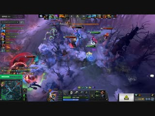 Forward vs PSG.LGD, Game 1