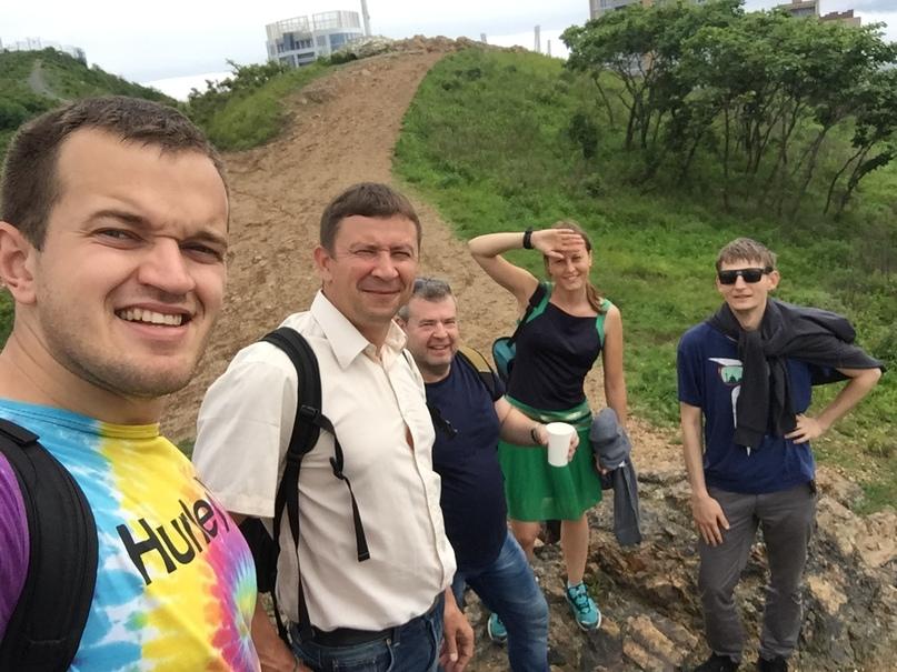 отчёт за 1.07.2018 Я, Сергей, Андрей, Агата, Алексей