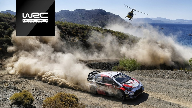 WRC - Rally Turkey 2018 Highlights Stages 14-17
