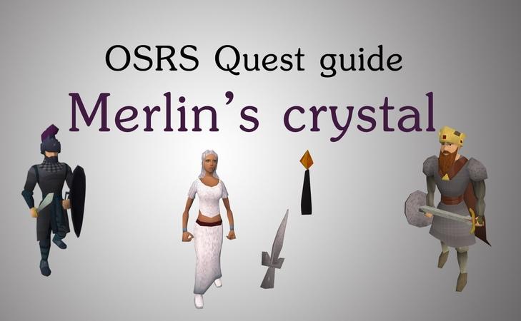 [ Merlin's Crystal quest ] - vk.com/runescape_ru