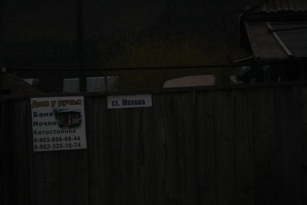 Аншлаг в Алтае странный. Повесили на забор и вообще что такое «ст.»?