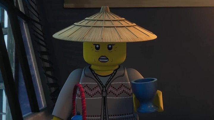 Мультфильм Лего ниндзяго - 9 cезон 2 серия HD