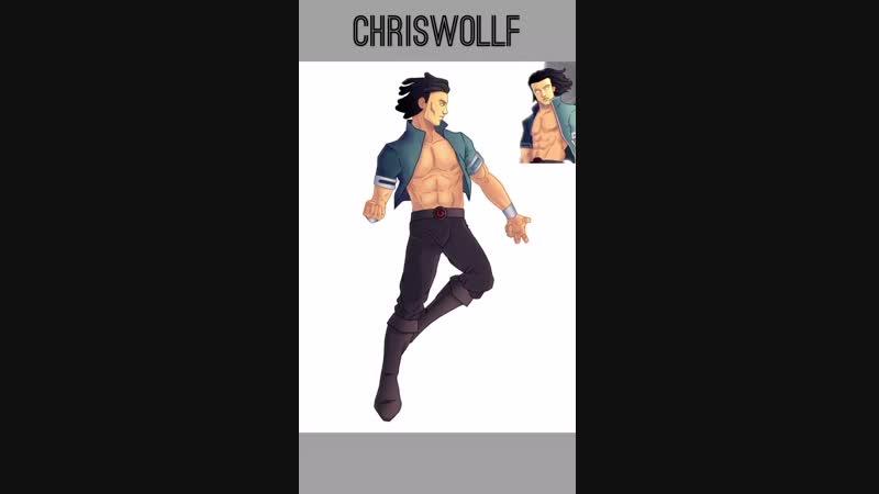 [ChrisWollf] — Shagon W.I.T.C.H ost