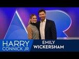 Emily Wickersham Talks
