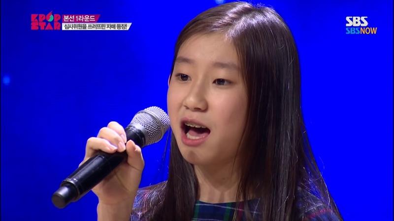 SBS [K팝스타3] - 심사위원들이 모두 반한 매력자매, 이채령51060;채연