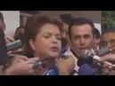 A senhora e homossexual Dilma Sapatona