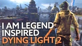 Dying Light 2 vehicles, co-op, and dark zones E3 2018