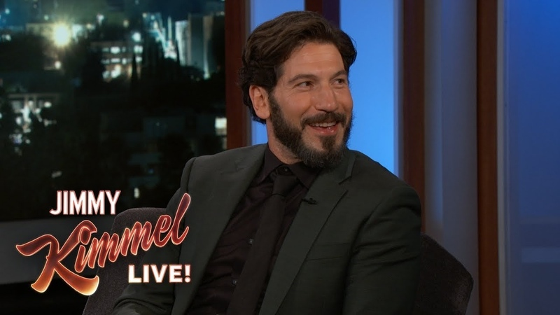 Jon Bernthal on Road Trip with Dad The Punisher
