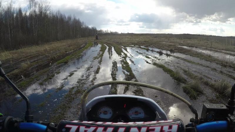 Танки грязи не боятся!)