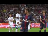 ПСЖ - Кан (гол Неймара) | Чемпионат Франции (1 тур) | 12.08.2018