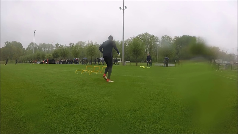 Goal Keeper Training Pro 2018 (Amiens SC)