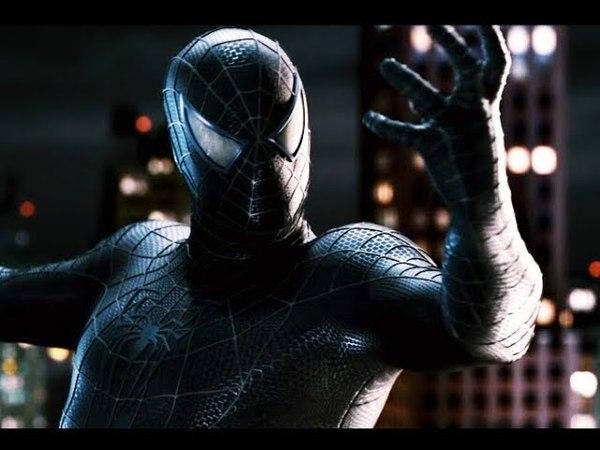 Слияние Симбиота и Человека паука: Человек паук 3 (Full HD 1080p)
