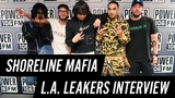 Shoreline Mafia Reveals The Meaning Behind Their Name, Life On Tour, New Music &amp More!