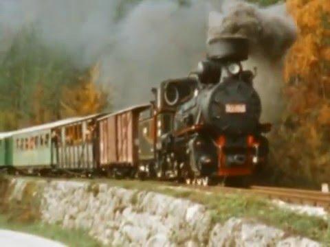 SUPER 8 film - Narrow gauge railway Visegrad-Mokra Gora-Sargan Vitasi