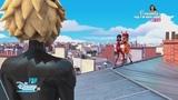 Русская озв. Indie Dub Miraculous Ladybug Леди Баг и Супер-Кот Сезон 2 Серия 14