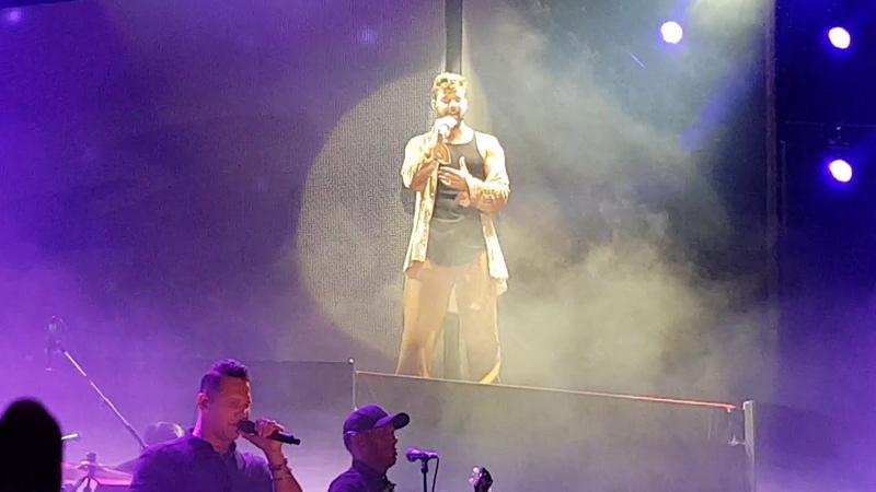 Casi un bolero.Ricky Martin Córdoba. 1-09-2018