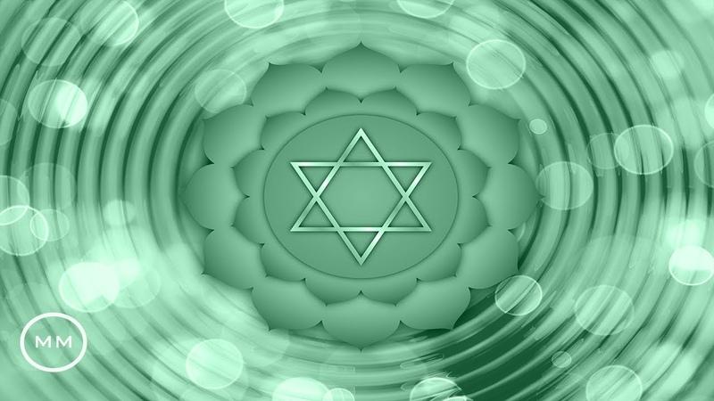 Heart Chakra Meditation: 512 Hz - Balance and Heal the Heart Chakra - Meditation Music 7226