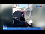 Вести-Москва  •  Актер Алексей Панин устроил бесплатный спектакль судебным приставам