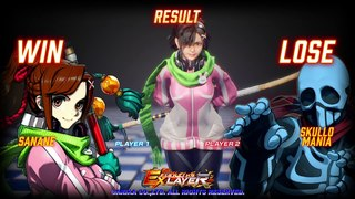 FIGHTING EX LAYER 対戦動画01-2018/05/15