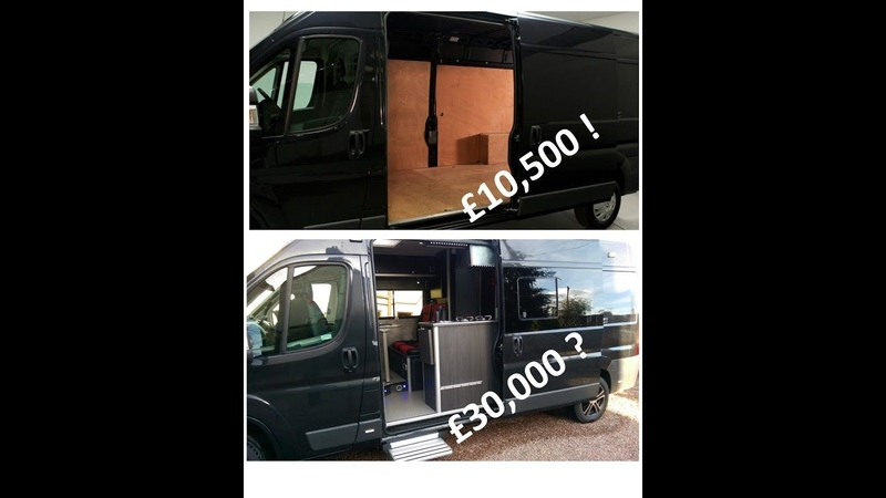 Fiat Ducato Campervan Conversion is it now worth 30k