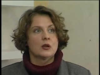 (staroetv.su) Квартирный вопрос (НТВ, 12.06.2003) Кабинет водителя трамвая