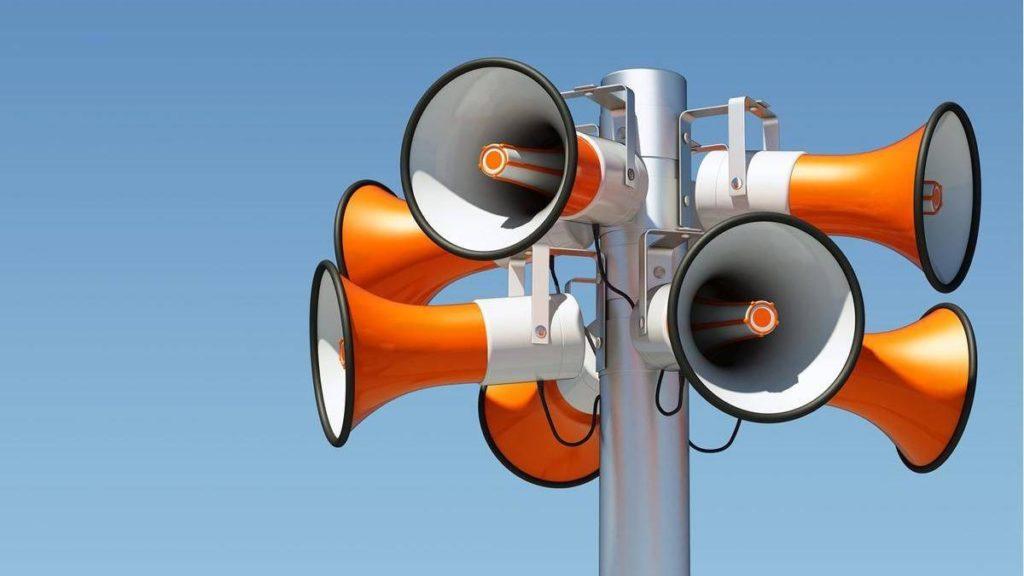 21 ноября в Таганроге пройдет проверка работоспособности средств оповещения с включением электросирен