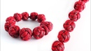How to Make a Monkey's Fist Beaded Paracord Bracelet Tutorial