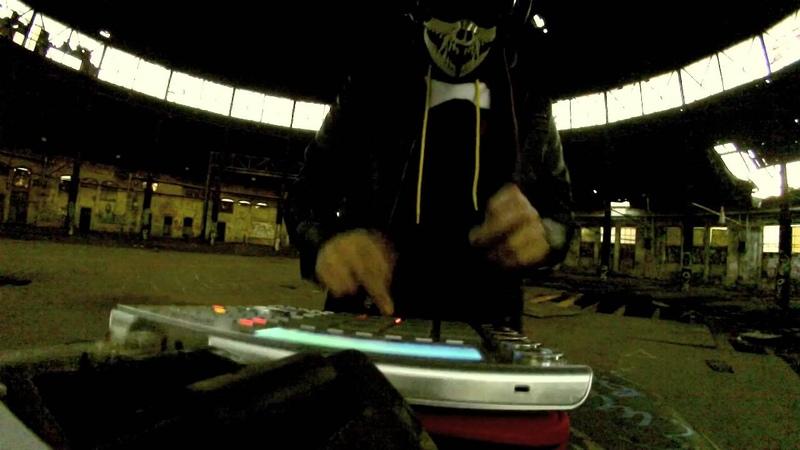 Sub Focus - Tidal Wave Ft. Alpines KillSonik Remix (Scarfinger Remix) - Akai MPC - Live - Berlin