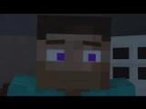 анимация 5 ночей с фреди майнкрафт