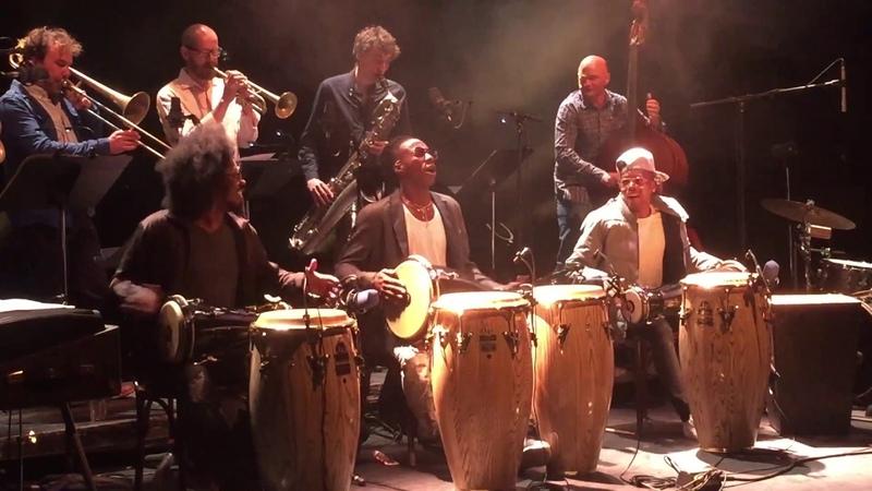 Machito || ¿Que Vola? || Trio Peligroso d'Osain del Monte || BATA DRUMS || JazzRumba || Paris