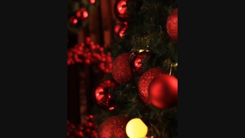 Для любителей классики, как в лучших рождественских фильмах, представляем вам наш Большойзал_one с новогодней локацией, который