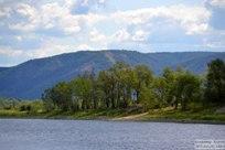 19 июля 2013 - Жигулевские пейзажи от Тольятти до Ширияево