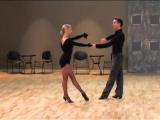 Танец румба от Максима Кожевникова и Юлии Загоруйченко (видео урок)