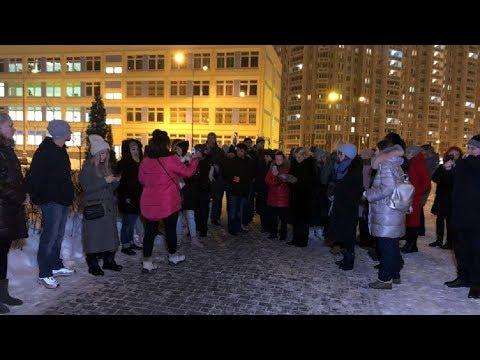 СРОЧНО!Скрытие массовой эпидемии дизентерии в детских садах.Москва / LIVE 28.12.18