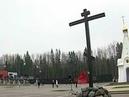 ВБрянской области открылся мемориал впамять отрагедии вдеревне Хацунь в1941 году