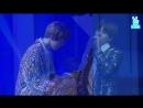 BTS (Jin x Suga) - Nevermind Awake (Naver V 2017 BTS Festa Home Party)