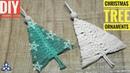 DIY Christmas Tree Decorations - Macrame Christmas Ornaments