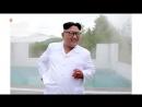 경애하는 최고령도자 김정은동지께서 평안남도 양덕군안의 온천지구를 현지지도하시였다