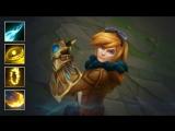 Демонстрация игрового процесса Эзреаля | League of Legends