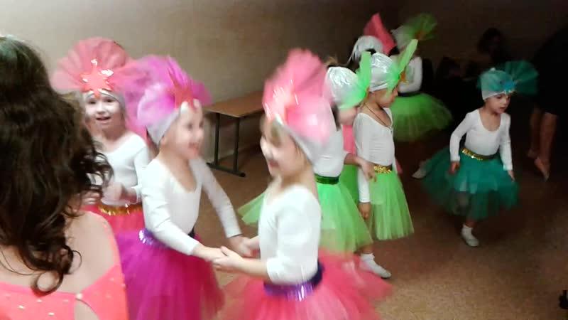 Таланты Fest Мои ученики из Маленького гения и Нового поколения Закулисье 27 10 18 г