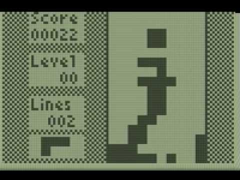 ZTetris Game for the TI-83 and TI-84