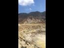 Вулкан на острове Нисирос