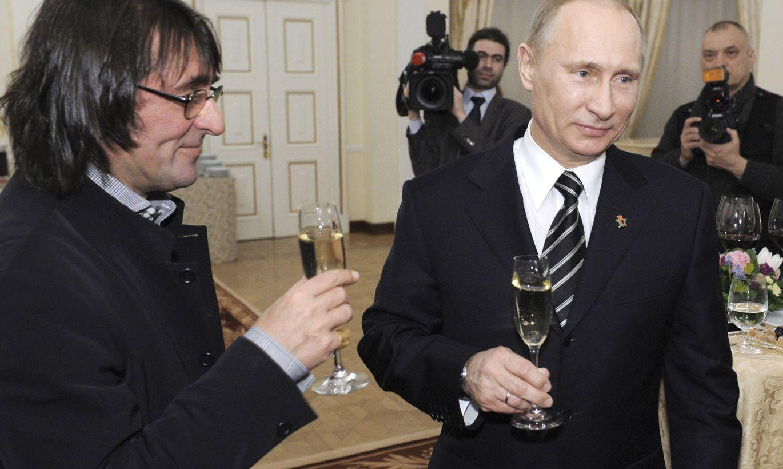 """Юрий Башмет: """"Запад злится и завидует, что у него нет Путина"""""""