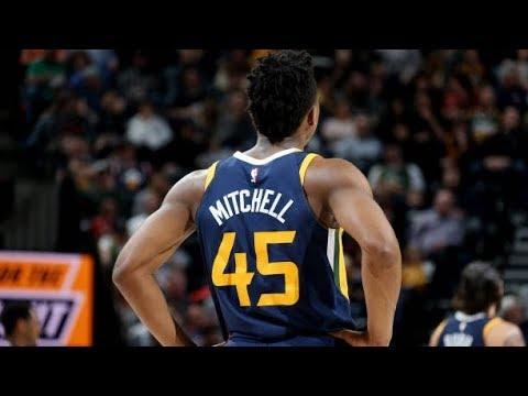 Donovan Mitchell - The Rookie