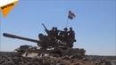 Российские рейдеры вторгаются в «базальтовые» армии, а битва против пустыни побеждена пустыней Сувайда