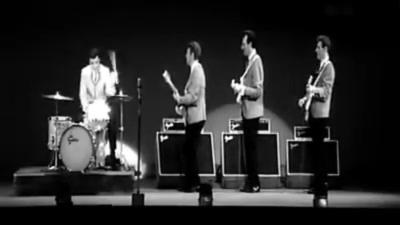 The Ventures live in Japan. Wipe Out!. 1965.
