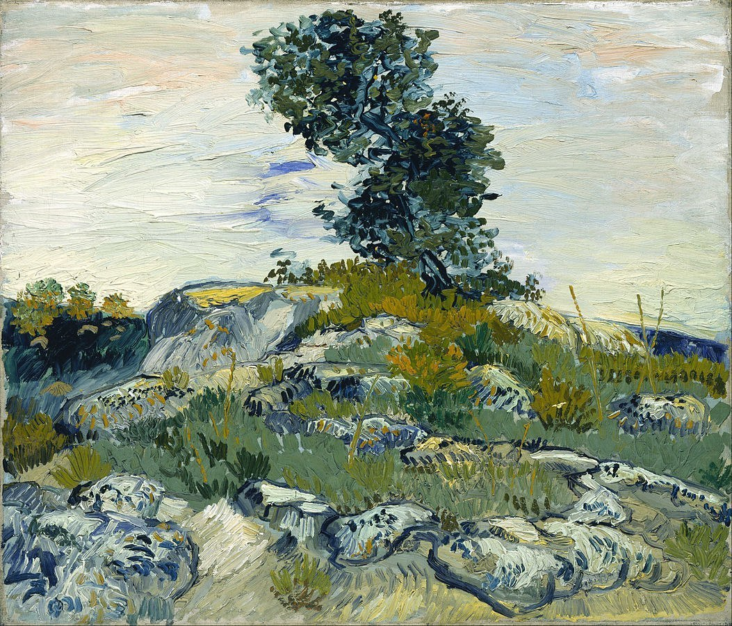 Винсент Ван Гог .